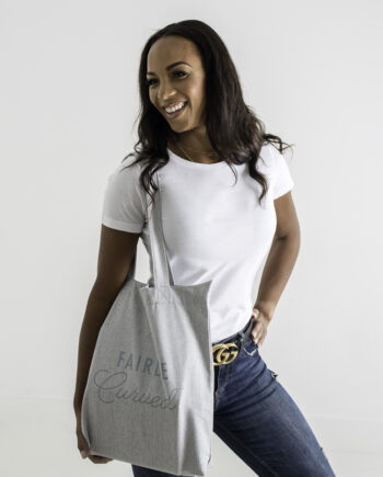 Perfect Fit White Fuller Bust tshirt