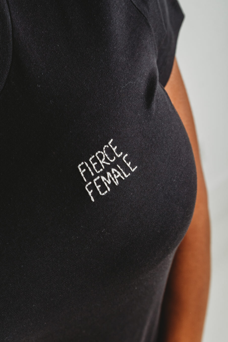Fierce Female Fuller Bust top