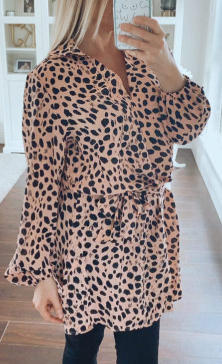 fuller bust dress top