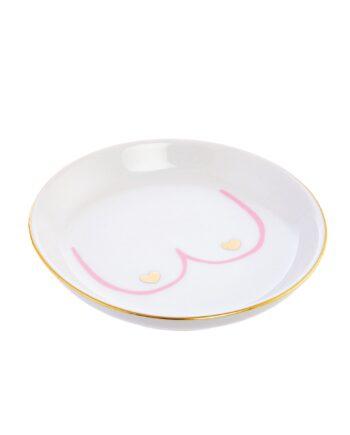small boob dish