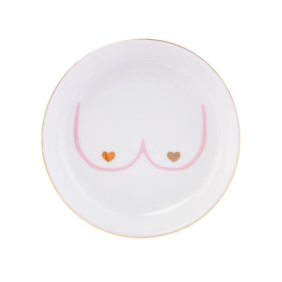 boob dish