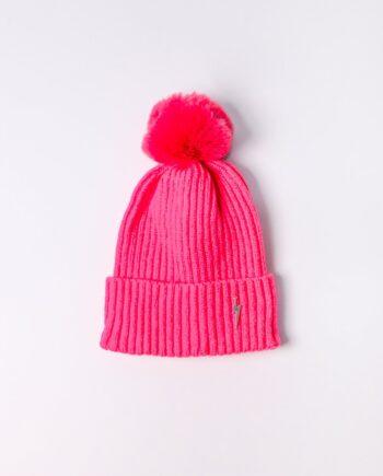 Lightening Bold Pink Hat