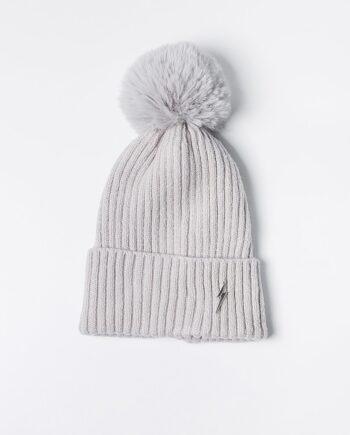 Bobble lightening bold hat
